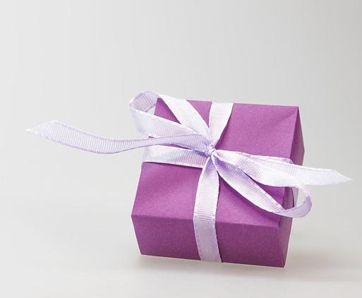 Bižurērija, dāvanas